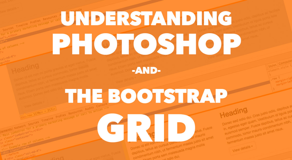 Using the bootstrap grid with photoshop templates ben stewart using the bootstrap grid with photoshop templates maxwellsz